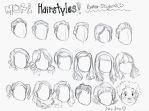 Hairstyles 3 by Kumu18