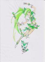 Cure Nature, chateau and Emerald Rod by Rona67