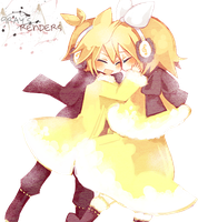 Len and Rin by CharlotteGray