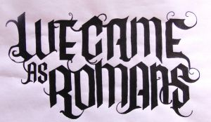We Came As Romans by Tropical-Rain