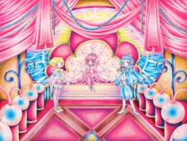 Pink Palace by BlueRoseArkelle