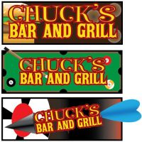 Chuck's Bar and Grill by generalbrievous