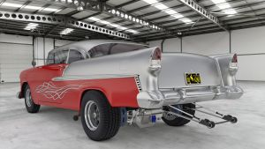 1955 Chevrolet Bel Air by SamCurry