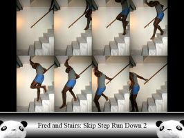 Fred and Stairs SSRD 2 by Ahrum-Stock