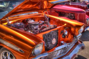 HDR Car  by Vonburgherstein