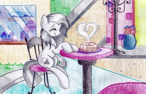 Table For One by EmbersLament