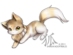 Sakura123Cha : Unnamed by ShinshiAdoptables