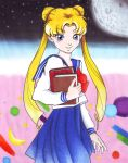 Sailormoon Coloring Contest Entry by hirokada