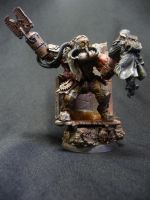 Renegade Ogryn Rage -  Limited edition by Solav