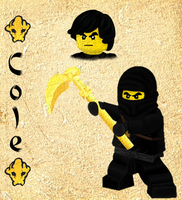 ninjago cole 2 by jazzlovessilkies