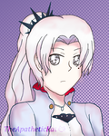 Concept Weiss (colored) by TheApatheticKat