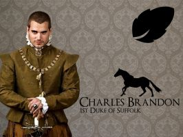 The Tudors - Charles Brandon by Sturm1212