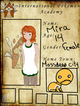 IPA: Application Form: Mira by S13NN4