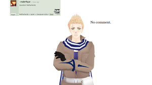 Ask-MMD-Netherlands: Question 119 by Ask-MMD-Netherlands