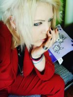 Ruki Distress and coma Cosplay 3 by Kaito-Of-GazettE