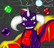 Sparkys powers by SexyCynder