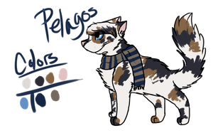 Pelagos reference sheet by NeonScarves
