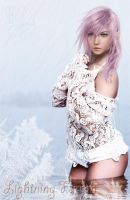 Lightning Farron: Alone in the Cold by xJessey