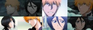 ichiruki moments by Bleach-Fairy