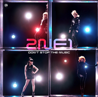 2NE1 - Don't Stop The Music by J-Beom