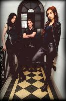 Clary, Izzy, Jace. by ERINAND