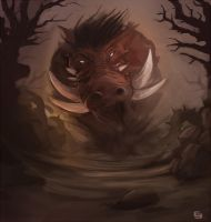 Pumba by Callesw