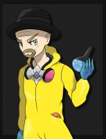 HEISENBERG TRAINER POKEMON by fer-gon