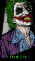 Dark Joker by Ulla-Andy