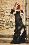 Dress for Hell Punky by myoppa-creation