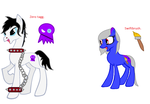 monsterturtle competition entry: meet the parents by bloostormbrony