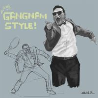 Oppan Gangnamstyle by babtong