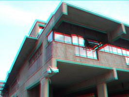 3d anaglyph by aaronhockey