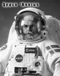Wilford Brimley In Space by Kyle-M-Boyko