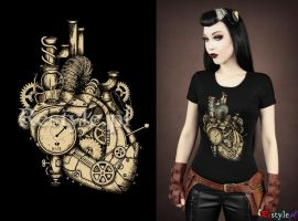 Mechanical Heart by Euflonica