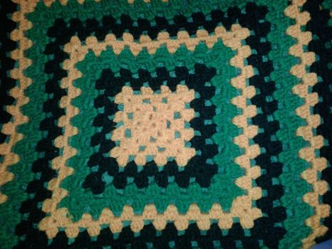 Look and Colours of Autumn Blanket by DWCreations2014