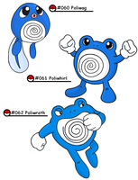 Pokedex 60-62 by Nintendrawer