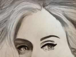 Adele WIP by WillRepent