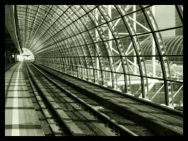 tunnel vision by ArjenCalter