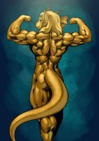Serylis Back Flex by Pokkuti