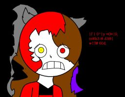 Lol oops sad things by Ask-Cat-and-OCs