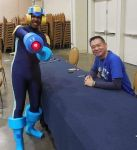 MegaMan.EXE Meets Keiji Inafune by R-Legend