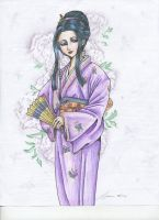 Godchild_Madame Butterfly by BlueFrog597