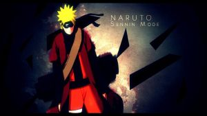 Naruto Sennin Mode Wallpaper by eaZyHD