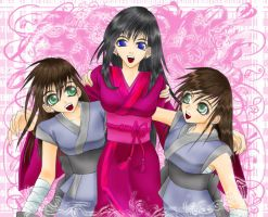 Maidens of the Otori by aesthetica