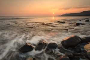 Kimmeridge Ledges by JakeSpain