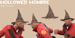 Hollowed Hombre by Ducksink