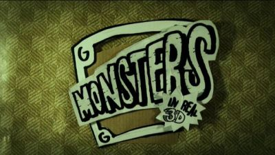 Monsters by brion