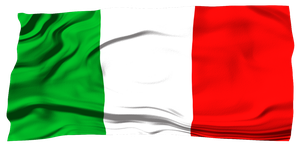 Flags of the World: Italy by MrAngryDog