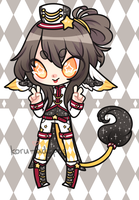 LXXXII Star Circus {Auction} CLOSED by Koru-Adopts