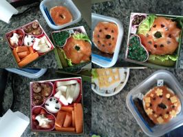 The Boy's Bento by LovelyLittleLemon
